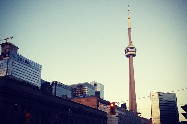 Toronto, ho!