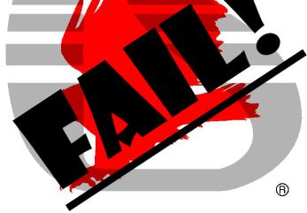 EagleCAD FAIL!